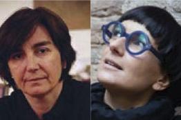 Valeria Viganòe Anna Toscano