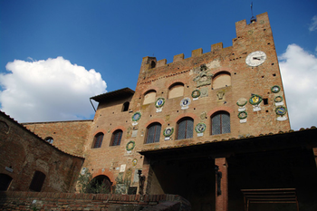 Certaldo palazzo pretorio - Stage scrittura creativa con Antonella Cilento